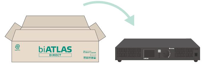 ヘッドスプリングの直流回生電源はパラメータチューニングやユーザインタフェースにもこだわっており、箱から出してすぐ使える