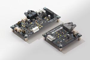 電気-光/光-電気変換ボード