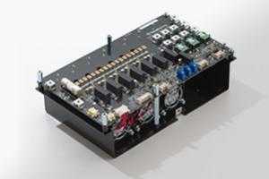 組込回路ブロック三相インバータ(SiC)