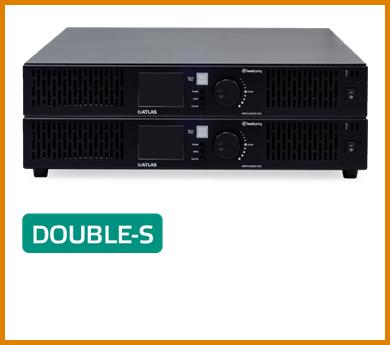 1000V/525VコンパチブルパッケージDOUBLE-S=10kW:製品写真枠付