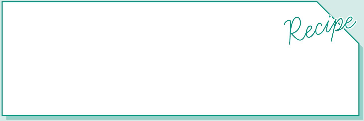 ラピッドプロトタイピングツールbiRAPIDを活用したレシピのメニュー